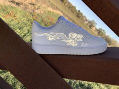 Crepped, custom Nike Air Force 1 sneakers made by professional artists. All our sneakers are made with care. Zapatillas Nike Air Force, Zapatillas Jordan Retro, Hype Shoes, Buy Shoes, Me Too Shoes, Pink Shoes, Black Shoes, Nike Shoes Air Force, Nike Air Force Ones
