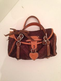 Click to shop - DIOR LEATHER HEART CHARM BAG, SIZE SMALL Designer  Consignment, Heart 415d5ba1c11