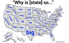 <b>The United States is mind-boggling.</b> Right?!