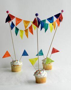 CIrcus Cake Topper for Weddings Birthdays by handworkstudio, $28.00