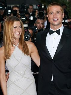 Jennifer Aniston Admits That She Still Hasn T Seen Photos From Her And Justin S Top Secret Wedding Pinterest Theroux