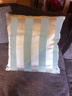 Stripes!! Bed Pillows, Pillow Cases, Stripes, Home, Pillows, Ad Home, Homes, Haus, Houses