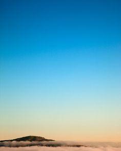 ERIC CAHAN, Sea Cliff, San Francisco, CA  Sunrise 6:57am