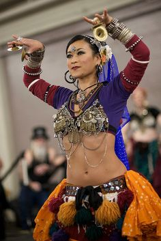 Fat Chance Belly Dance by davegolden.........  dancer
