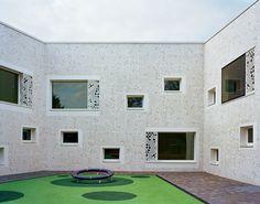 AFF architekten, Hans Christian Schink · Community School Anna Seghers · Divisare