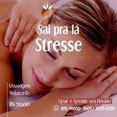 Que tal começar a semana mais relaxada e tranquila? Não deixe de fazer sua massagem relaxante. Marque já o seu horário.   #AnaClaudiaMatos #XôEstresse #BelezaConsciente #FiqueBela #MassagemRelaxante