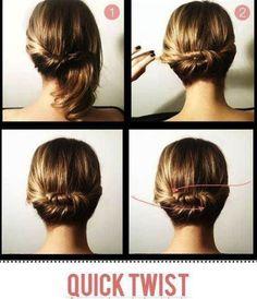 Acconciature capelli corti 5