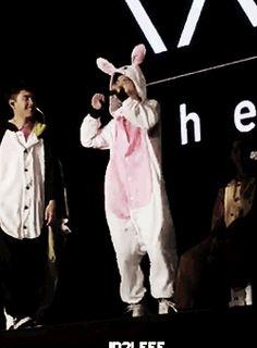 Suho My Suho-bunny!