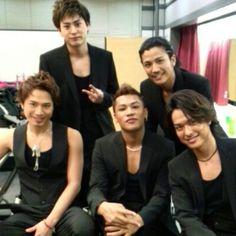 Imaichi Ryuji & Tosaka Hiroomi & Iwata Takanori & Yamashita Kenjiro & Elly