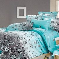 Turquoise Bed Set