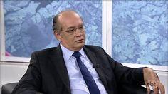 Exclusivo: Kennedy Alencar entrevista o ministro Gilmar Mendes