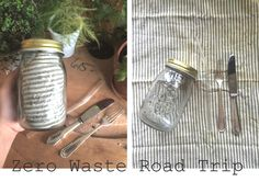 The Zero Waste Lifestyle, zero waste road trip