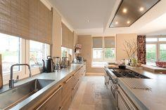 Tieleman houten woonkeuken model Welsh - Product in beeld - - Startpagina voor keuken ideeën   UW-keuken.nl