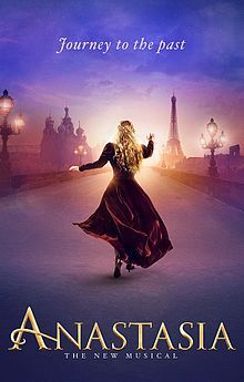 Broadway's 'Anastasia the Musical' Gets First Trailer - Watch Now!: Photo A trailer for the new Broadway musical Anastasia has been released and it's getting us so excited for the show to open next year! The musical will be a fresh… Broadway Plays, Broadway Theatre, Musical Theatre, Broadway Shows, Broadway Posters, Theatre Posters, Theatre Quotes, Movie Posters, Anastasia Broadway