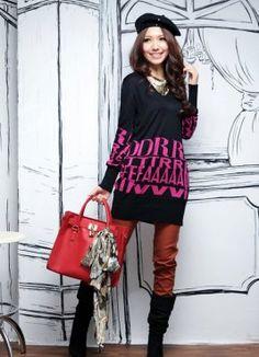 $28.39 stylish,shiny sweater