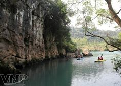 Sightseeing by Kayak on Chay River
