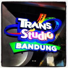 Trans Studio Bandung Indonesia