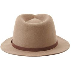 Forever 21 Faux Suede Band Wool Fedora ($9.99) ❤ liked on Polyvore featuring accessories, hats, accessories - headwear, brimmed hat, fedora, wool fedora, wool fedora hat and woolen hat