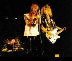 axl rose y duff mckagan!!! - lovesheavy - Fotolog