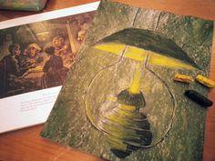 Van Gogh Art Project For Kids