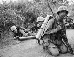 U.S. troops in Vietnam