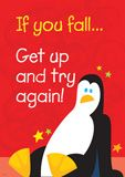 If You Fall Get Up And Try Again Poster
