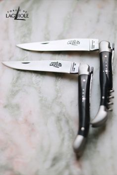 With their Elegance, impeccable finish, and the use of quality materials; Forge de Laguiole® folding knives have become a true reference. Check out our website and choose from many different styles and materials.   #laguiole #laguioleknife #laguioleknifes #madeinfrance #authentic #handmade #cutlery #knife #knives #knifemaking  #forgedelaguiole #pocketknife #pocketknives #foldingknives #foldingknife #jackknife #jackknives #craftmanship #aesthetic