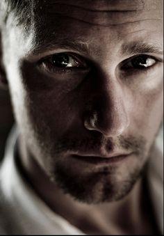 Alexander Skarsgard is just so beautiful
