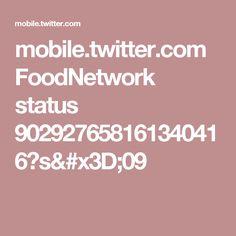 mobile.twitter.com FoodNetwork status 902927658161340416?s=09