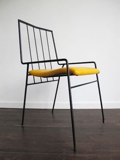 Definitely on the 'Things I wish I'd Kept' list.. The 'Taperback' Model C20 occasional chair by John Neville Stafford. Truly stunning design...