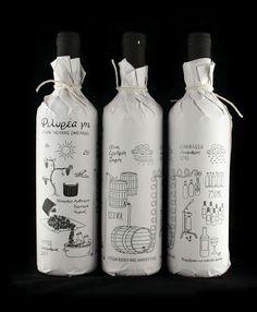 Filirea Gi Wine Packaging