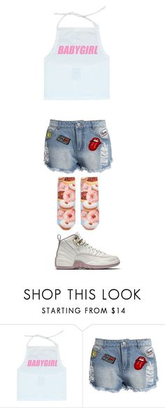 """Outfits#18"" by kisha1891010 ❤ liked on Polyvore featuring Sans Souci and Monki"