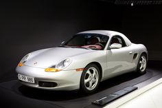Boxster 986 at Porsche Museum