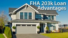 Most buyers want a move-in-ready home. But those who don't mind medium-sized repairs can build equity quickly. The FHA 203k loan can help.
