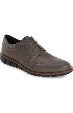 ECCO 'Jeremy' Wingtip (Men) available at #Nordstrom