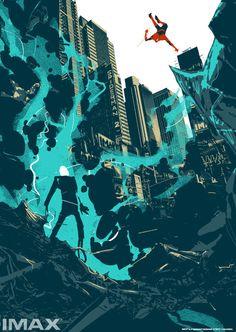 The Amazing Spider-Man 2 (unused IMAX poster) by Matt Taylor Marvel Art, Marvel Dc Comics, Marvel Heroes, Marvel Avengers, Ms Marvel, Captain Marvel, All Spiderman, The Amazing Spiderman 2, Comic Books Art