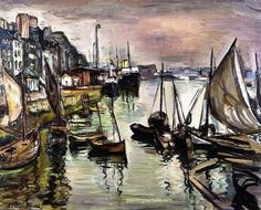 The Port of Le Havre