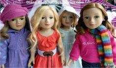 My Salon Doll Maycee