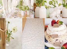 Casamento Vintage inspirado no campo | http://www.blogdocasamento.com.br/cerimonia-festa-casamento/decoracao-festa-igreja/casamento-vintage-inspirado-no-campo/