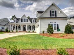 LowCountry Style - 1233 Cross Water Circle | Brunswick Forest - Cypress Pointe | Logan Homes