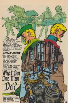 What can one man do? - Neal Adams
