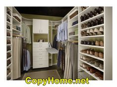 Amazing Custom Closet Design Ct