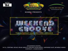 This #SaturdayNight Enjoy the Weekend Groove with DJ Upesh. Only at CafeMojo Mumbai #WeekendParty. #Party #Parties #Fun #Enjoy #Drinks #Beer #Beers #Pub #Pubs
