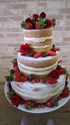 Naked Cake em Ilhabela Brasil