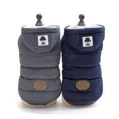 VEQSKING Winter Warm Pet Dog Clothes Hooded Thick Cotton Cat Puppy Dogs Coat Jackets S-XXL