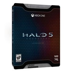 Xbox One - Halo 5: Guardians Limited Edition, Grey