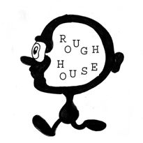 Rough House Comics is a Comics Anthology Published on a Risograph in Austin, Texas. A Comics, Submissive, House, Home, Homes, Houses