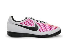 725d08a10c1dc Men s Magista Onda Indoor White Black Pink Blast Volt Blanc Soccer Shoes