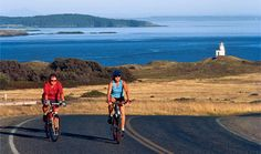San Juan Islands Cycling Trip, yes please.