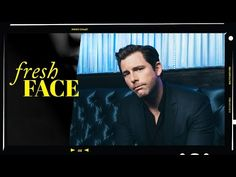 Fab Fresh Face @Broadwaycom Feature Video with Michael Lomenda (@michaellomenda)! · Jersey Boys Blog Boys Blog, Jersey Boys, Fresh Face, Faces, Fictional Characters, Clean Face, The Face, Fantasy Characters, Face